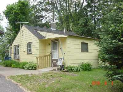 Wausau Single Family Home For Sale: 105 Adolph Street