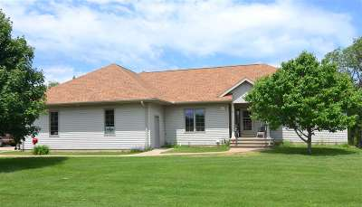 Wausau Single Family Home For Sale: T4232 Blessing Road