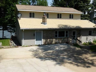 Mosinee Single Family Home For Sale: 3062 Park View Lane