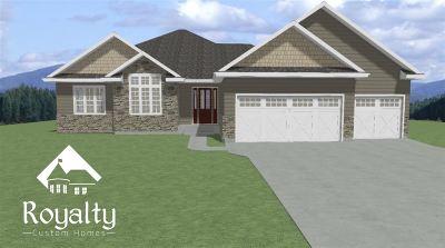 Wausau Single Family Home For Sale: Lot 12 Iris Lane