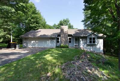 Wausau Single Family Home Active - With Offer: 8301 Buttercup Road
