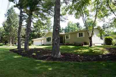 Wausau Single Family Home For Sale: 107 S 36th Avenue
