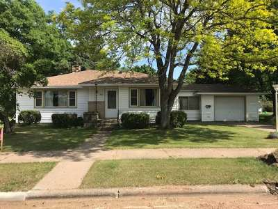 Mosinee Single Family Home Active - With Offer: 910 10th Street