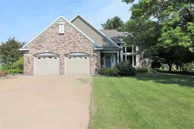 Merrill Single Family Home Active - With Offer: 705 Divot Street