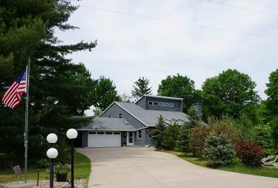 Mosinee Single Family Home For Sale: 952 West River Road