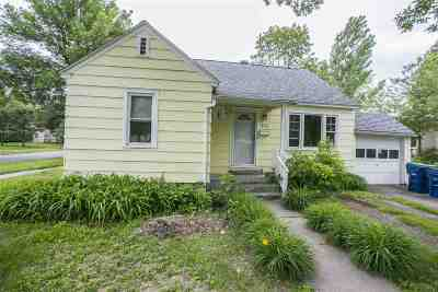 Wausau Single Family Home For Sale: 631 Winton Street