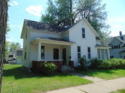 Wausau Single Family Home For Sale: 629 Humboldt Avenue