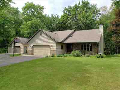 Weston Single Family Home For Sale: 5102 Riverfront Place