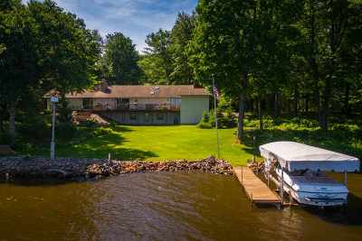 Wisconsin Rapids Single Family Home For Sale: 2128 Biron Drive East