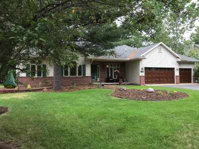 Wausau Single Family Home Active - With Offer: 4004 Bluegill Avenue