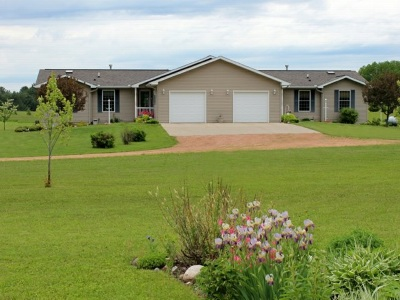 Merrill Multi Family Home Active - With Offer: N2663 Snow Road