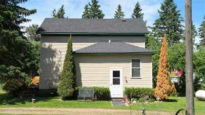 Single Family Home Sold: W9290 Pine Road