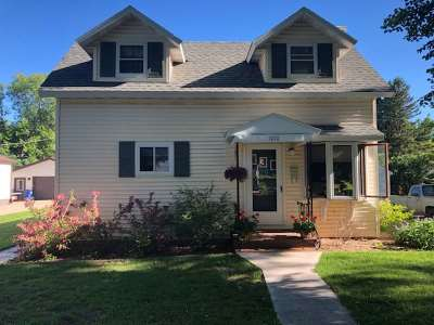 Wausau Single Family Home For Sale: 1010 Steuben Street