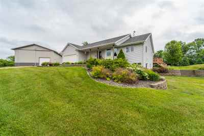 Merrill Single Family Home Active - With Offer: T1281 Jefferson Road