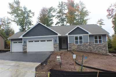 Wausau Single Family Home For Sale: 6617 Sarissa Drive