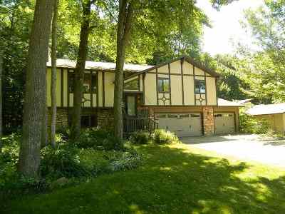 Wausau Single Family Home For Sale: 5103 Bleeding Heart Street