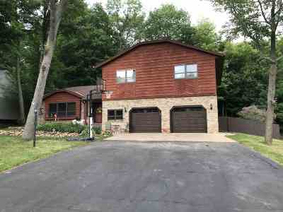 Wausau Single Family Home For Sale: 5005 Bleeding Heart Street