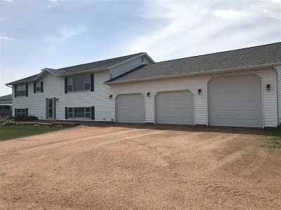Merrill Single Family Home For Sale: 15156 County Road O