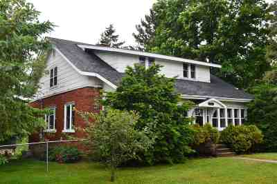 Merrill Single Family Home For Sale: 15250 S County Road K