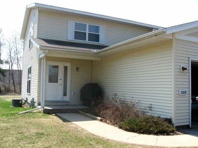 Weston Multi Family Home For Sale: 3307 A & B Eau Claire Avenue