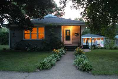 Mosinee Single Family Home Active - With Offer: 811 9th Street