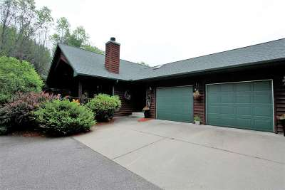 Amherst Single Family Home For Sale: 9515 Sumac Circle