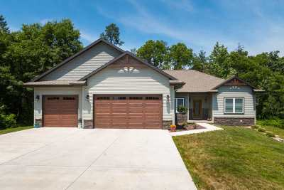Stevens Point Single Family Home Active - With Offer: 4716 Partridge Way