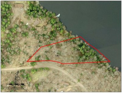Rib Lake Residential Lots & Land For Sale: Lot 1 Spirit Lake Road