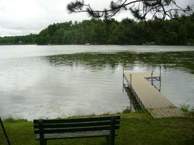 Rib Lake Single Family Home For Sale: W1831 Little Spirit Drive