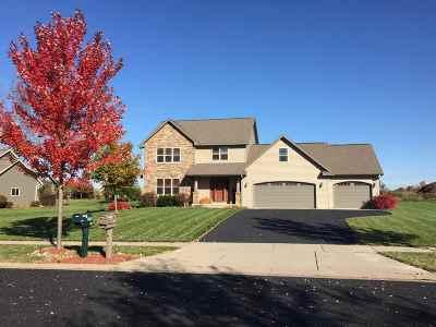 Single Family Home For Sale: 505 Aspen Grove Lane