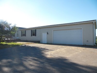Merrill Single Family Home Active - With Offer: W4272 Smith Road