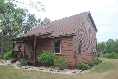 Wisconsin Rapids Single Family Home For Sale: 6730 Evergreen Avenue