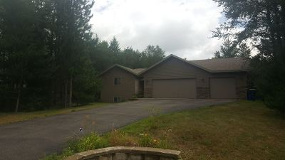 Mosinee Single Family Home Active - With Offer: 2236 Meadowood Drive