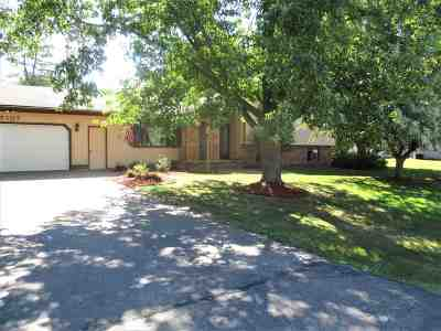 Weston Single Family Home Active - With Offer: 5107 River Bend Road