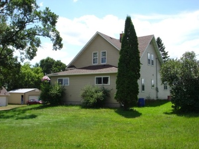 Merrill Single Family Home Active - With Offer: N8021 State Highway 64 & 107