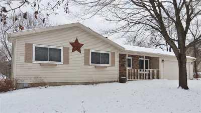 Wausau Single Family Home For Sale: 4037 Pine Tree Road