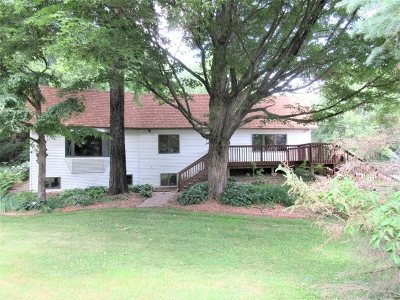 Mosinee Single Family Home For Sale: 1316 State Highway 34