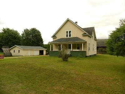 Weston Single Family Home Active - With Offer: 7107 Townline Road