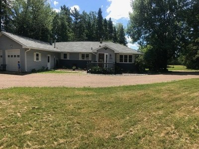 Wausau Single Family Home For Sale: 2727 Townline Road