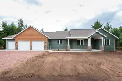 Wisconsin Rapids Single Family Home Active - With Offer: 4620 Grand Pine Drive