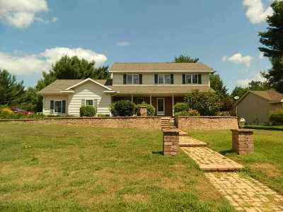 Weston Single Family Home For Sale: 5902 Pine Terrace