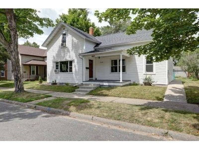 Wausau Single Family Home Active - With Offer: 510 Lincoln Avenue