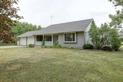 Merrill Single Family Home Active - With Offer: N3046 State Highway 107