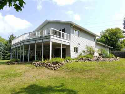 Wausau Single Family Home Active - With Offer: 411 Burns Street