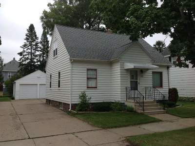 Wausau Single Family Home For Sale: 915 S 8th Avenue