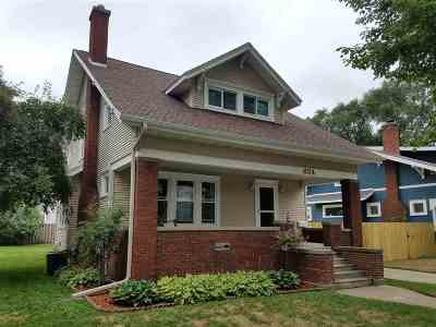 Wausau Single Family Home For Sale: 634 S 5th Avenue