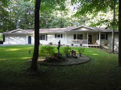 Wausau Single Family Home For Sale: 2774 E Bittersweet Court