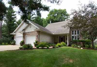 Weston Single Family Home For Sale: 3808 Schoonover Road