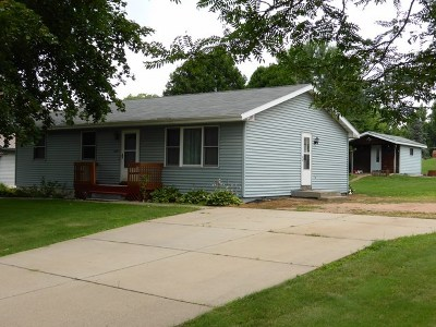 Mosinee Single Family Home Active - With Offer: 600 Hall Street