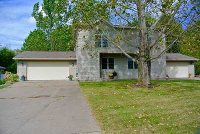 Mosinee Condo/Townhouse Active - With Offer: 801 Stone Ridge Drive
